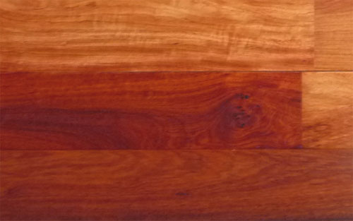 花梨無垢フローリング塗装UNI90幅商品写真