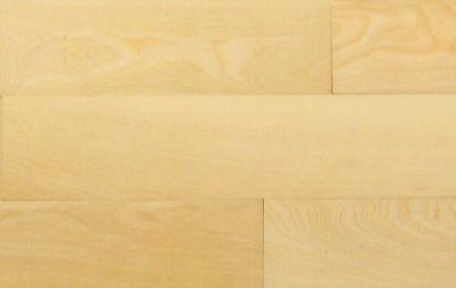 カバ桜 無塗装(面取り) UNI 90幅の商品画像