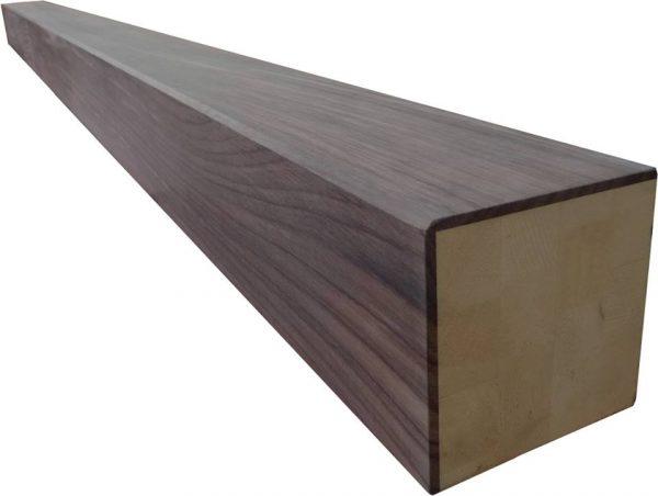 ローズウッド製材品 上がり框用(4mm単板貼り)