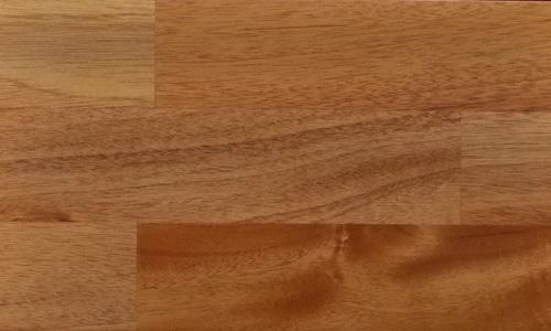 マホガニー無垢フローリング着色塗装(チークカラー)FJL3-150幅拡大画像